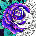 Coloring Book – Color by Number & Paint by Number 2.0.2 MOD APK