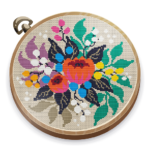 Cross Stitch Club — Color by Numbers with a Hoop 1.4.30 MOD APK