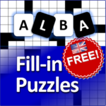 Fill it ins word puzzles – free crosswords 7.7 MOD APK