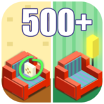 Find The Differences 500 – Sweet Home Design 1.2.3 MOD APK