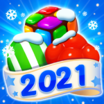 Candy Witch – Match 3 Puzzle Free Games 16.7.5039 MOD APK