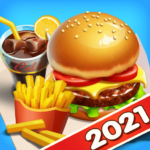 Cooking City: frenzy chef restaurant cooking games 2.22.5063 MOD APK
