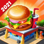 Cooking Crush: New Free Cooking Games Madness 1.3.7 MOD APK