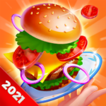 Cooking Frenzy™:Fever Chef Restaurant Cooking Game 1.0.53 MOD APK