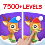 Differences in Eyes, Find & Spot all Differences 1.8.3 MOD APK