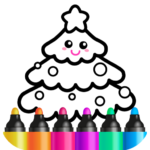 Drawing for Kids Learning Games for Toddlers age 3.3.1.1 MOD APK
