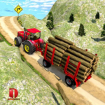Drive Tractor trolley Offroad Cargo- Free 3D Games 2.0.26 MOD APK
