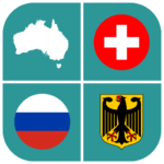 Geography Quiz – flags, maps & coats of arms 1.5.19  MOD APK