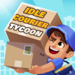 Idle Courier Tycoon – 3D Business Manager 1.12.0 MOD APK