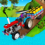 Indian Tractor Trolley Off-road Cargo Drive Game 1.0.2 MOD APK