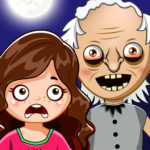 Mini Town: Horror Granny House Scary Game For Kids 2.0 MOD APK
