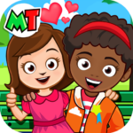 My Town : Best Friends' House games for kids 1.17 MOD APK