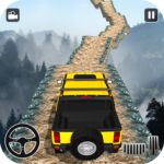 Offroad Jeep Driving Stunt 3D : Real Jeep Games 1.0 MOD APK