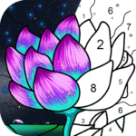 Paint By Number – Coloring Book & Color by Number 2.44.1 MOD APK