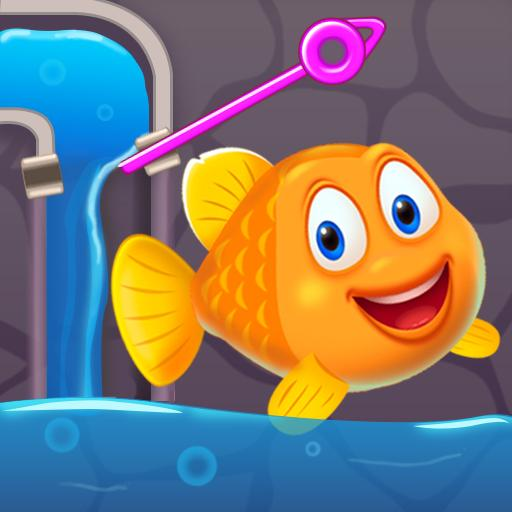 Save the Fish – Pull the Pin Game 11.0 MOD APK