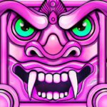 Scary Temple Final Run Lost Princess Running Game 5.1  MOD APK