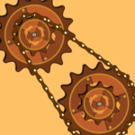 Steampunk Idle Spinner: Coin Factory Machines 2.1.3 MOD APK
