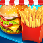 Street Food Stand Cooking Game for Girls 1.6 MOD APK