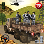 US Army Truck Driving 2018: Real Military Truck 3D 1.0.8 MOD APK