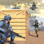new action games  : fps shooting games 6.0 MOD APK