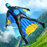 Base Jump Wing Suit Flying 0.9 MOD APK