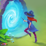 Charms of the Witch: Magic Mystery Match 2.41.1 Games  MOD APK
