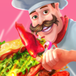 Cooking Warrior: Cooking Food Chef Fever 2.6  MOD APK