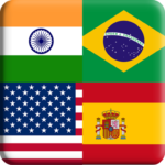 Flags Quiz Gallery : Quiz flags name and color Flag 1.0.221 MOD APK