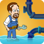 Home Pipe: Water Puzzle 1.1  MOD APK