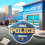 Idle Police Tycoon – Cops Game 1.2.2 MOD APK