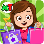 My Town: Shopping Mall – Shop & Dress Up Girl Game 1.12  APK