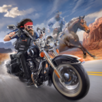 Outlaw Riders: War of Bikers 0.2.8 MOD APK
