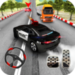 Police Chase in Highway – Speedy Car Games  MOD APK