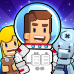 Rocket Star – Idle Space Factory Tycoon Game 1.47.1 MOD APK
