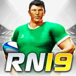 Rugby Nations 19  MOD APK
