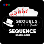 Sequence : Sequel5 Multiplayer Card Board Game 7.0.3 MOD APK
