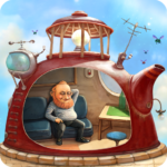 The Tiny Bang Story-point and click adventure game 1.1.6 MOD APK