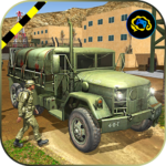 US OffRoad Army Truck driver 2021 1.0.9 MOD APK