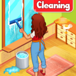 Big Home Cleanup and Wash : House Cleaning Game 3.0.5 MOD APK