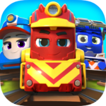 Mighty Express – Play & Learn with Train Friends 1.3.1 MOD APK