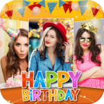 Birthday Video Maker with Song and Name  2.0.25 MOD (Remove ads)