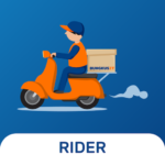 Bungkusit Rider – Earn whenever you want! 9.0.0  MOD
