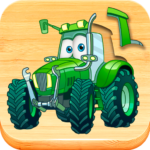 Car Puzzles for Toddlers  MOD 3.7 ( Full Version)