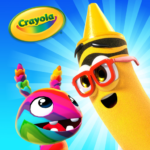 Crayola Create & Play: Coloring & Learning Games  MOD 1.46 ( Monthly Subscription)
