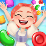 Candy Go Round – Sweet Puzzle Match 3 Game 2.1.0  MOD (Unlimited Money)