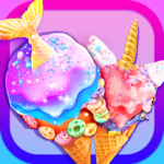 Cooking Games – Unicorn Chef Mermaid for Girls 2.6  MOD (Unlimited Money)