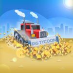 Dig Tycoon – Idle Game 1.3 MOD (Unlimited Money)
