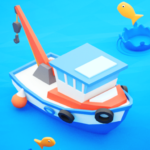 Fish idle: hooked tycoon. Fishing boat, hooking 3.55 MOD (Unlimited Money)