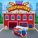 Idle Firefighter Tycoon 1.21 MOD (Unlimited Money)