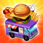 Kitchen Scramble: Cooking Game 9.7.26 MOD (Unlimited Money)